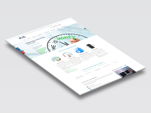 Strona internetowa biofinger