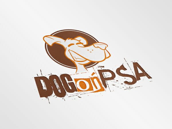 Logotyp DOGońPSA