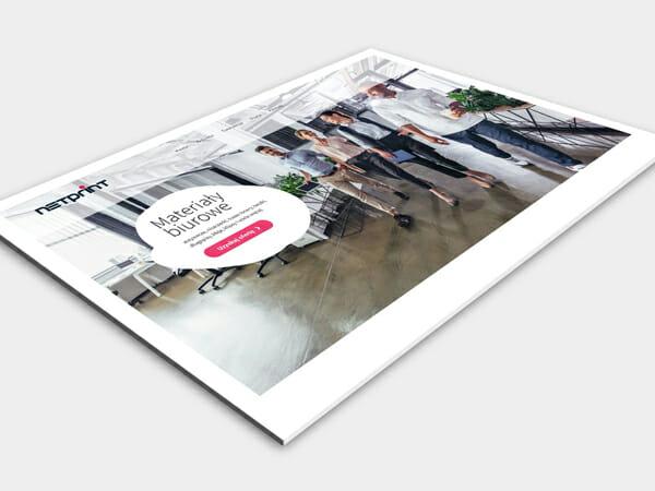Strona internetowa Netprint
