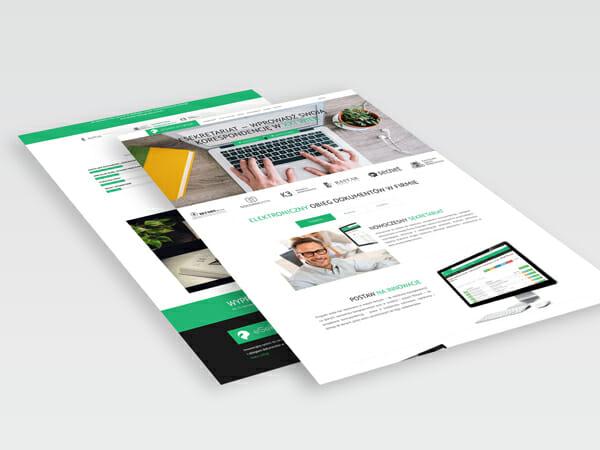 Strona internetowa esekretariat