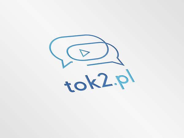 Projekt logotypu dla tok2.pl