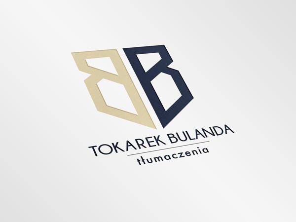 Projekt logotypu dla Tokarek & Bulanda